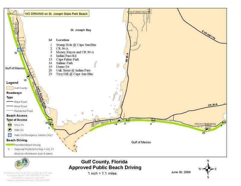 Cape San Blas Fl Map Path Decorations Pictures Full Path Decoration