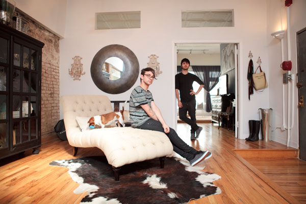 christian siriano's apartment
