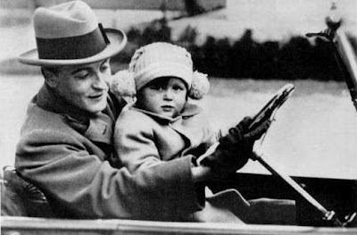F. Scott Fitzgerald e sua filha, Francis