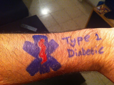 Type 1 cycling arguments for getting a diabetic tattoo for Arguments against tattoos