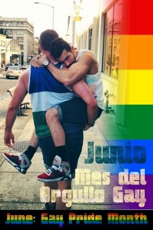 JUNE: GAY PRIDE MONTH