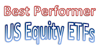 Top Performer US Equity ETFs August 2013 | Best US Stock ETF Funds