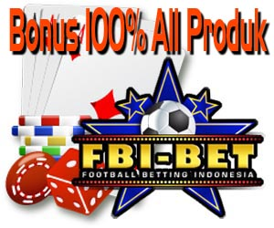 fbi-bet.com taruhan bola Casino sbobet online bonus 100% all produk
