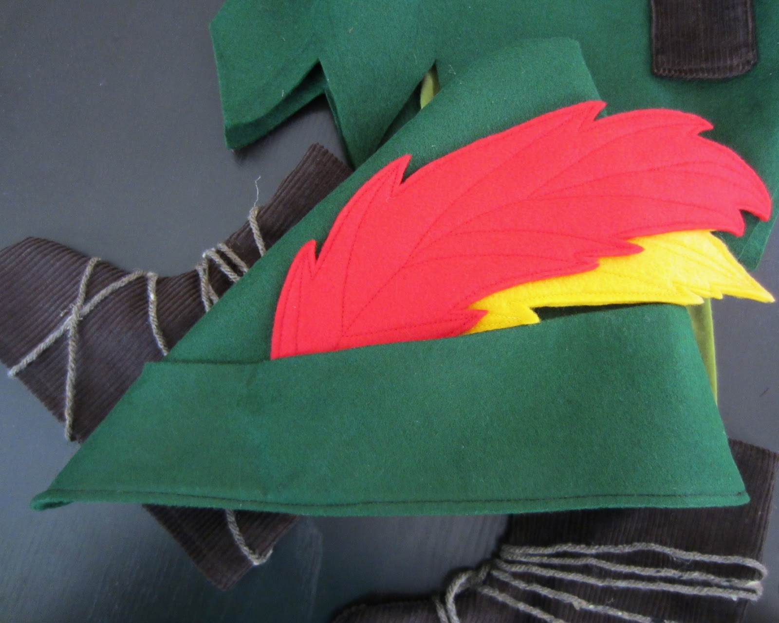 Staying Steyn Peter Pan Costume And Tutorial