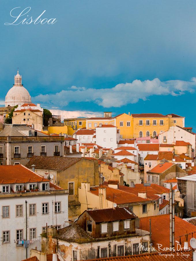 Lisboa. Cocinando espero. Maria Ramos Ortiz