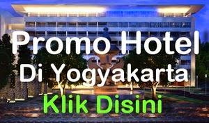 promo hotel Jogja
