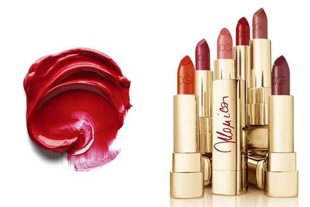 UM BATOM PARA MONICA BELLUCCI_nova linha de maquiagem_dolce & gabbana_mudou para o brasil_make up_batom nude_batom vermelho_como usar_batons vermelhos
