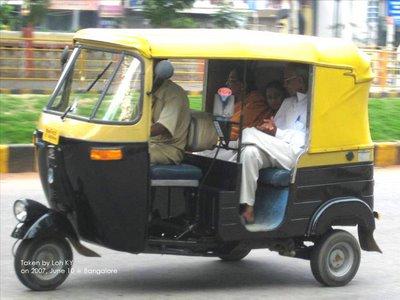 noble Auto Rickshaw aka