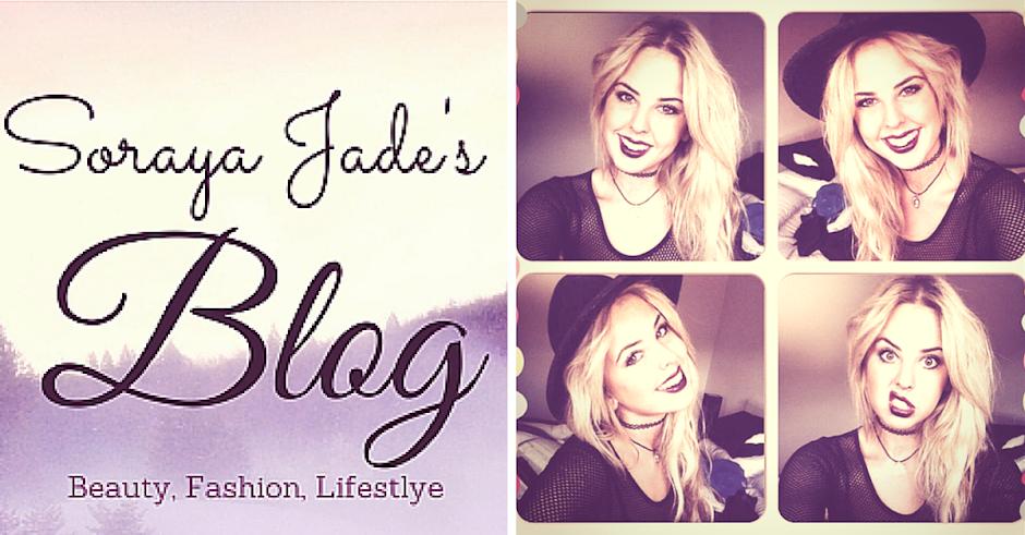 Soraya Jade's Blog