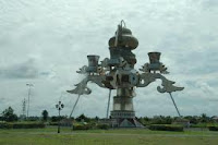 Landmark in Kuala Belait brunei