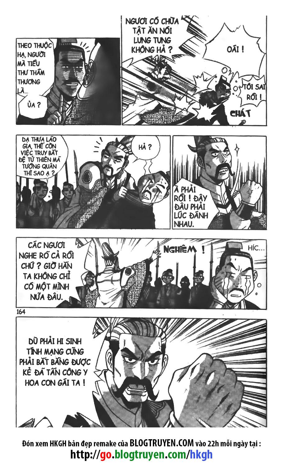Hiệp Khách Giang Hồ chap 242 page 13 - IZTruyenTranh.com