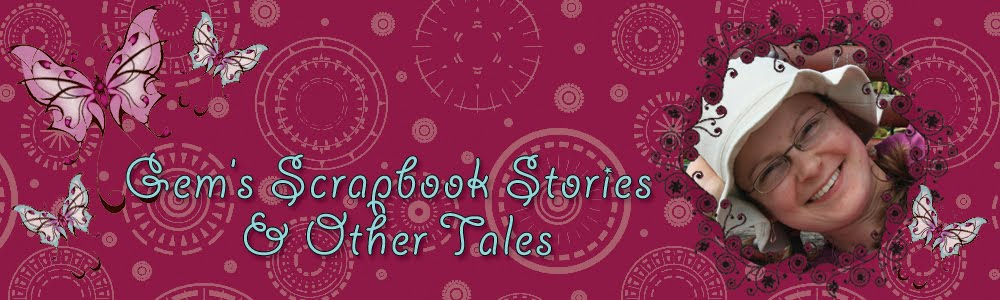Gem's Scrapbook Stories & Other Tales