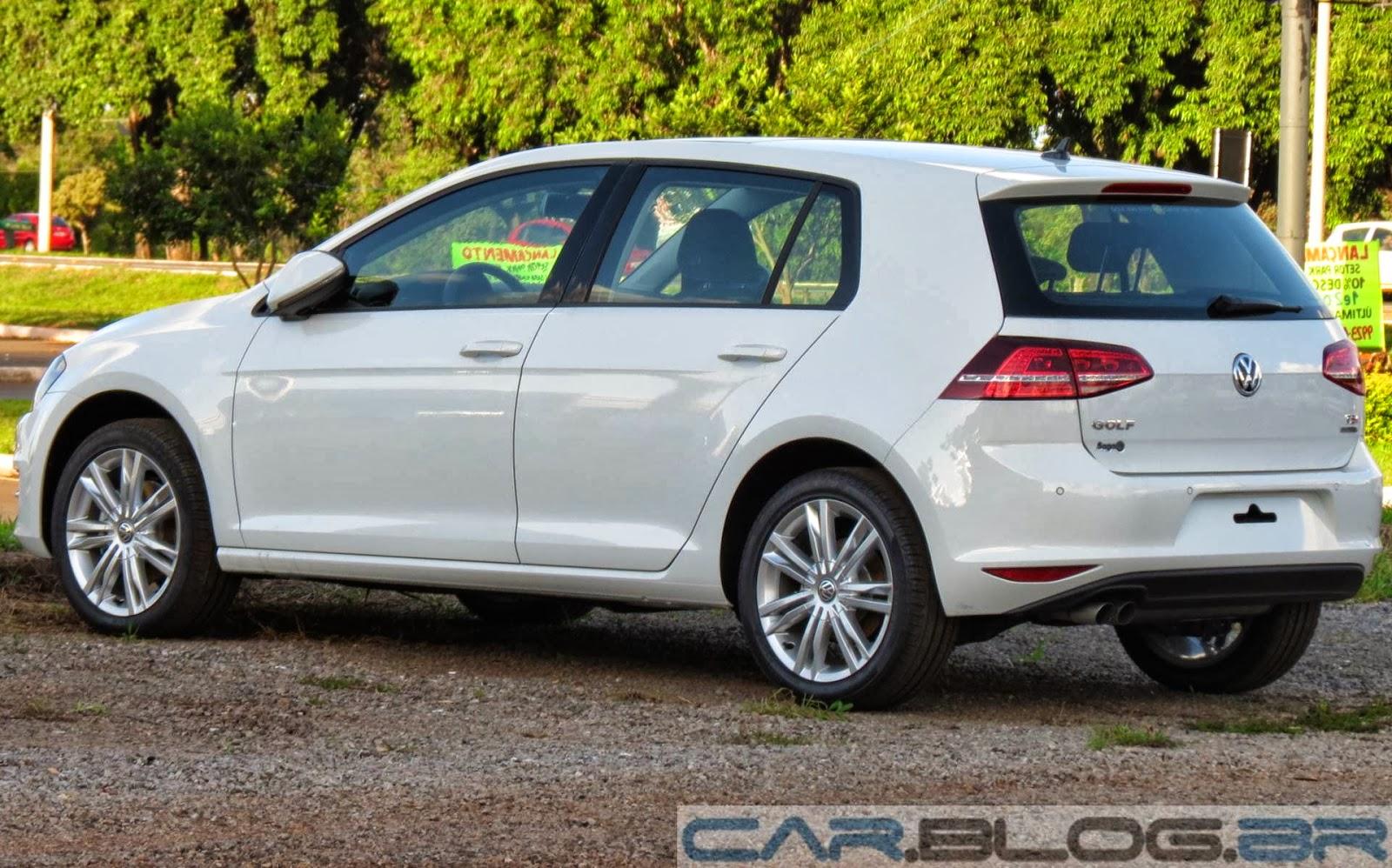 VW Golf TSI longa duração - Quatro Rodas