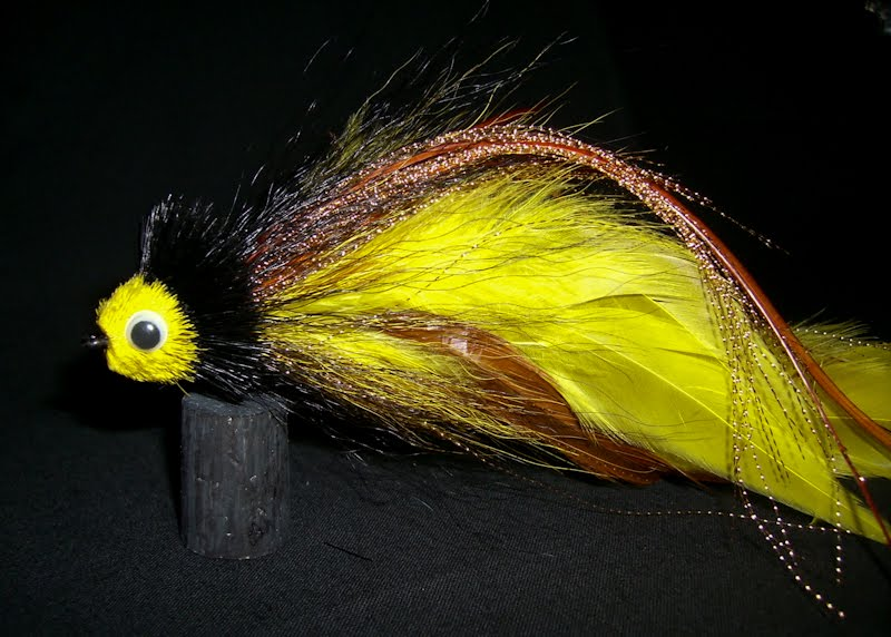 Pike fly fishing articles bad ass musky flies for Pike fly fishing
