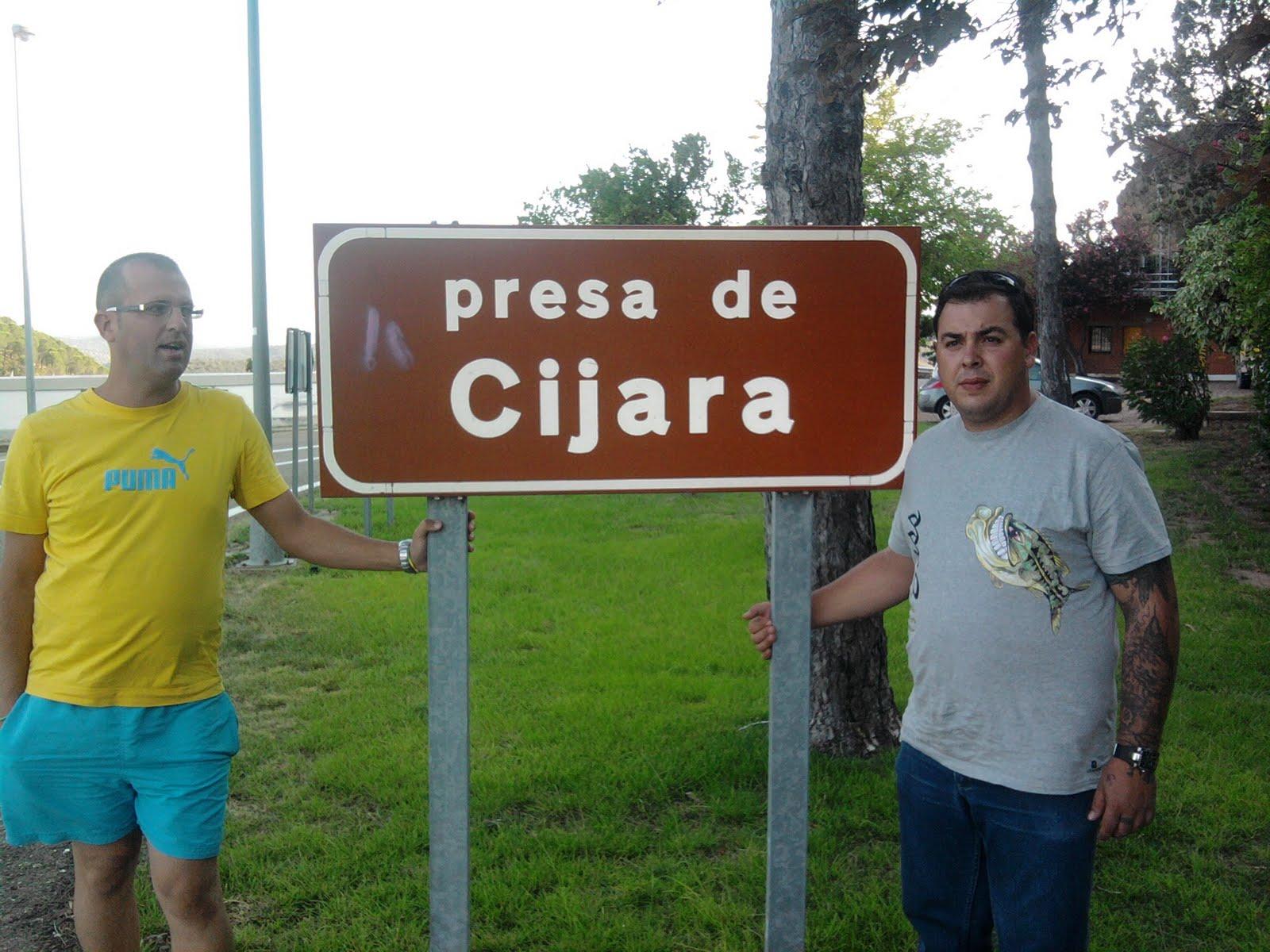 Linares Bass Club: viaje a Cíjara