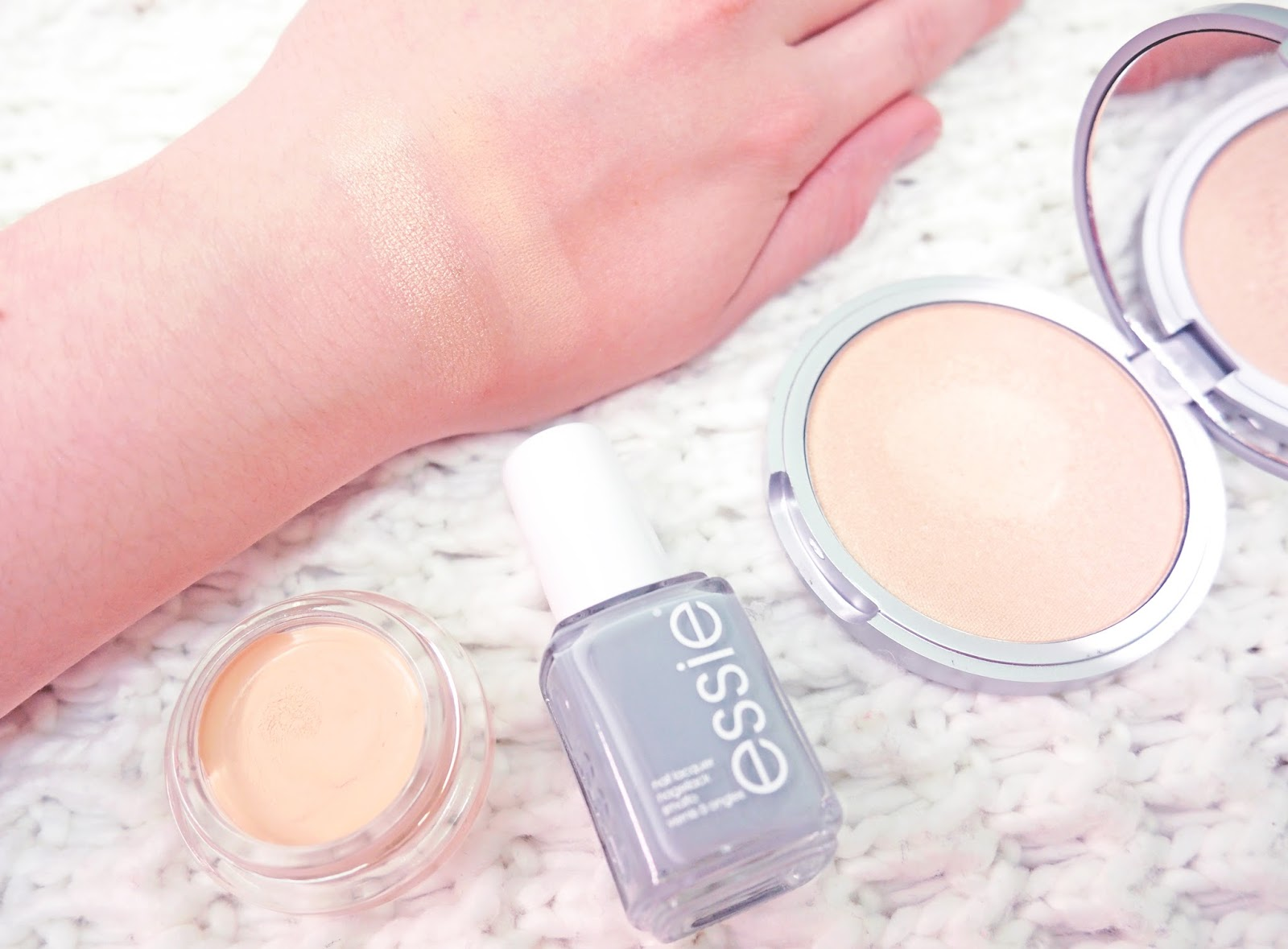 October Beauty Favourites Mary-Lou Manizer Swatch