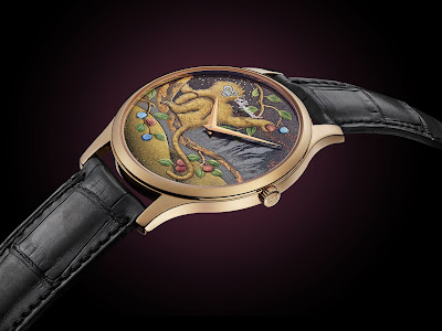 "Chopard L.U.C XP Urushi ""Year of the Monkey"" Edition"