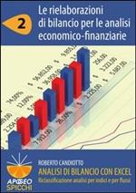 Analisi di bilancio con Excel. Le rielaborazioni di bilancio per le analisi economico-finanziarie - eBook