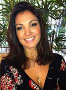 Jornalista Patricia Poeta da TV Globo