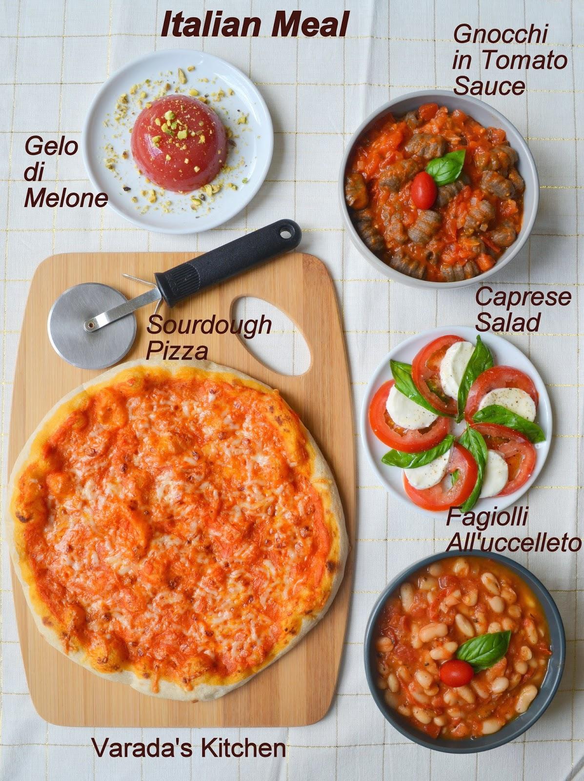 Italian Kitchen On U Menu