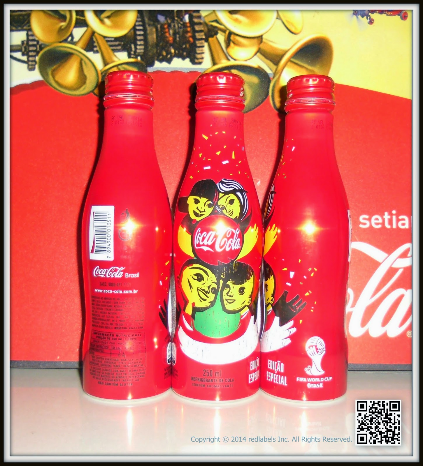 aluminum bottle collector club coca cola fifa world cup aluminum bottle brazil 2014. Black Bedroom Furniture Sets. Home Design Ideas
