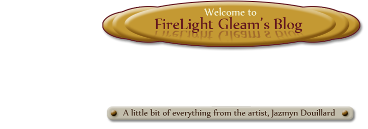 FireLight Gleam's Blog!