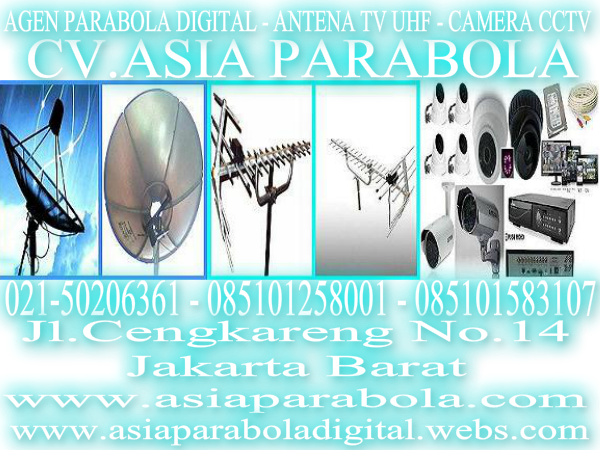 TOKO PASANG PARABOLA DIGITAL VENUS MPEG4 – HDMI BEBAS IURAN DI JAKARTA BARAT