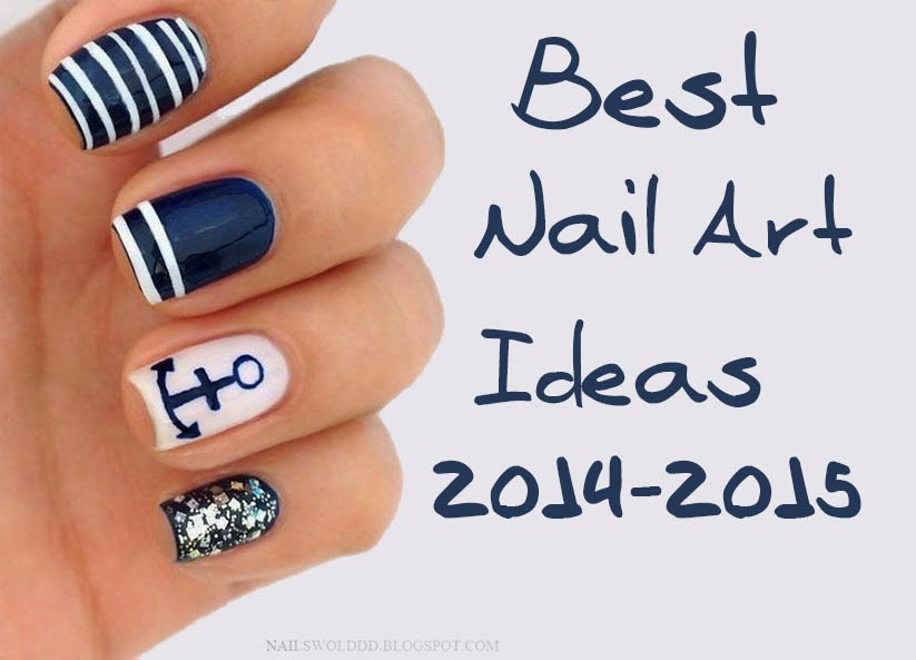 Latest And Best Nail Art Ideas Designs 2014 2015
