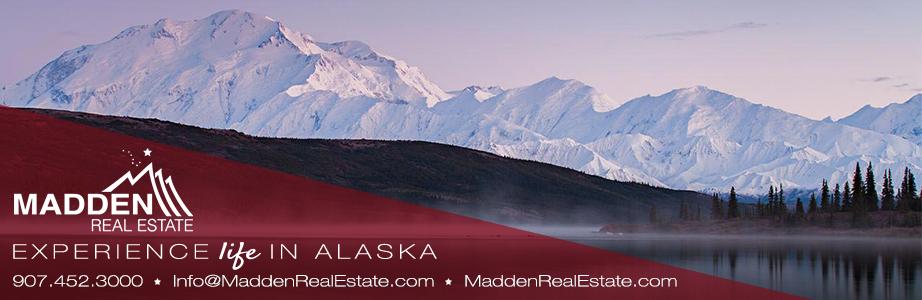 Alaska Real Estate Video Blog with Wes Madden