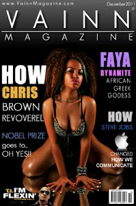 Faya Dynamite Cover Model On Vainn Magazine