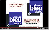 Reportage radio de France Bleu