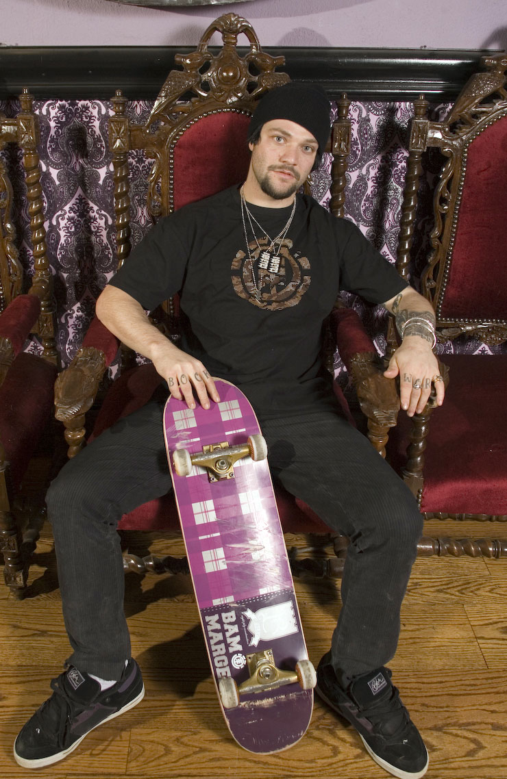 Bam Margera Pictures