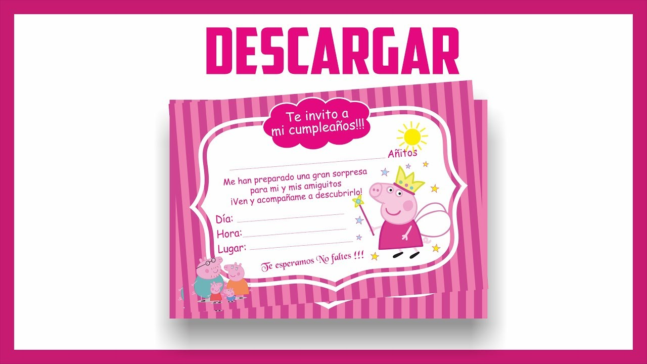 tarjeta de cumpleaños para imprimir la web del diseñador