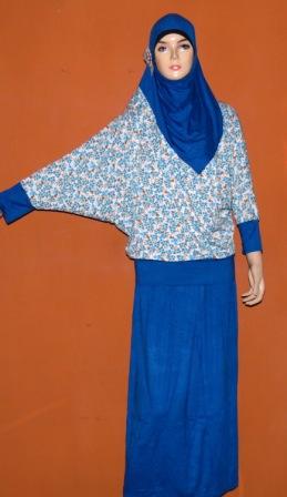 Gamis Keren Gkm4512 Grosir Baju Muslim Murah Tanah Abang