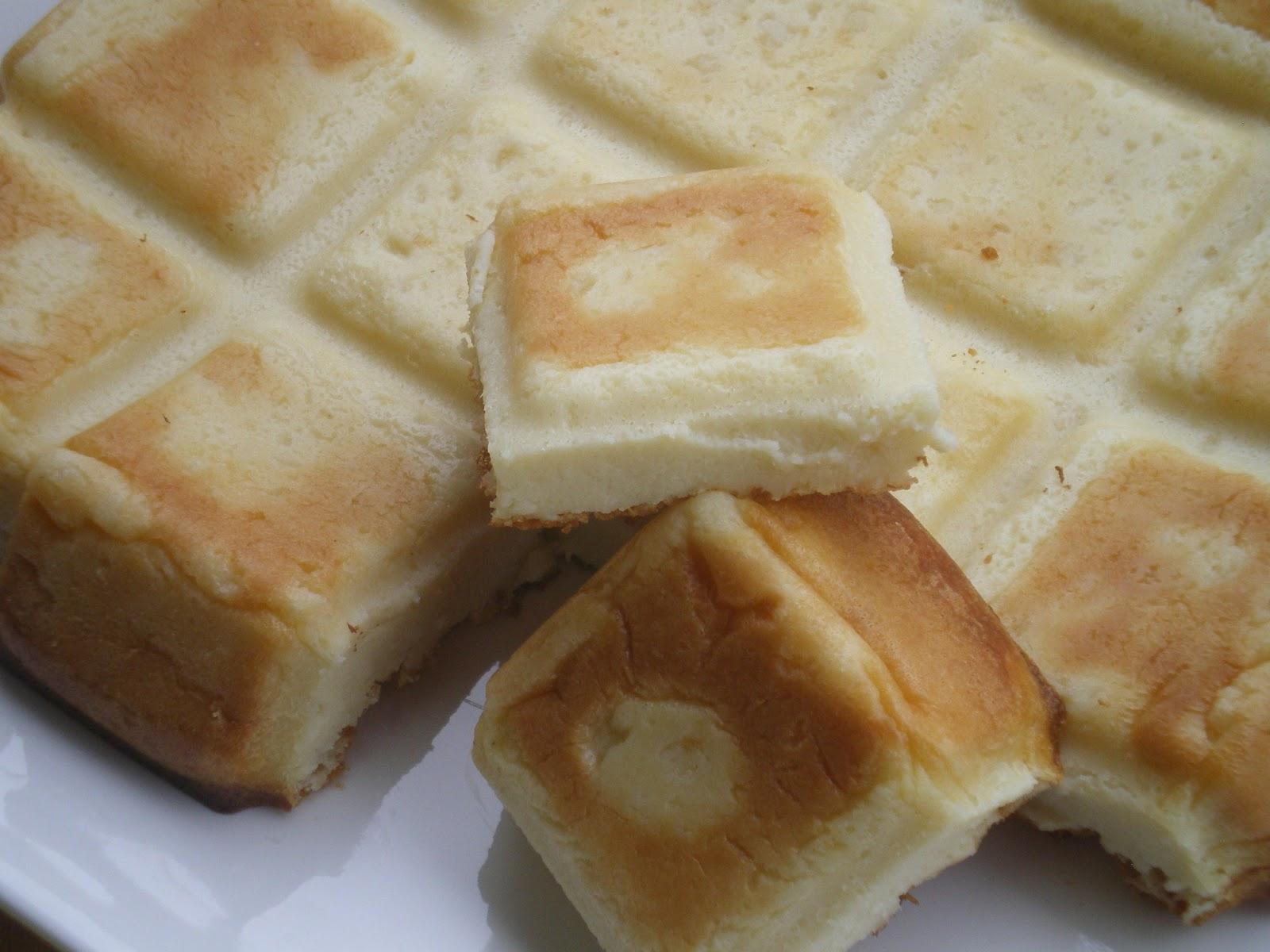 les petites recettes de lulu flan au mascarpone