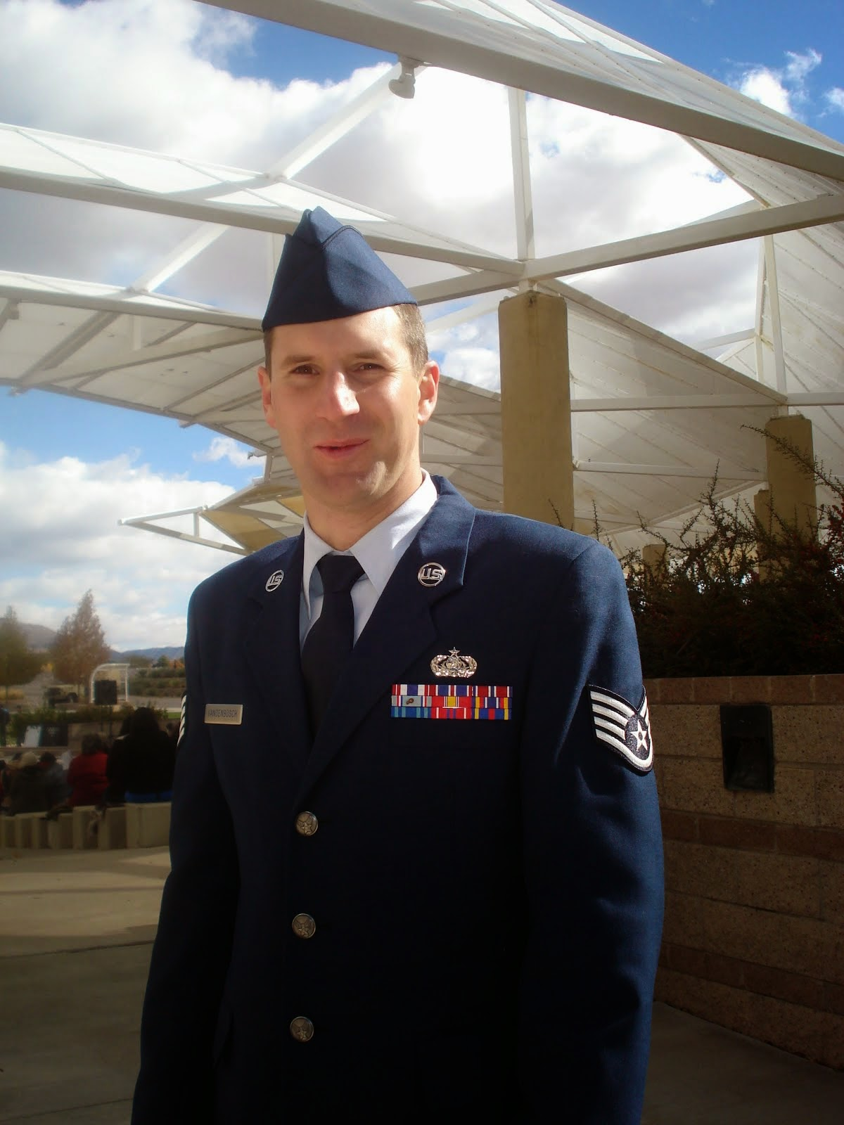 Proud Airman