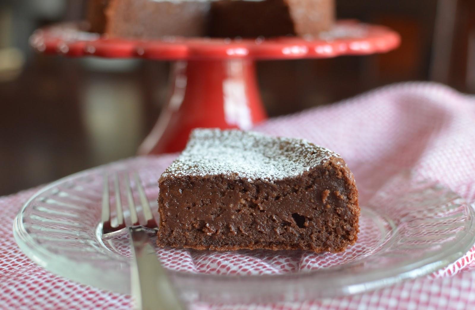 Texture Chocolate Cake Quay