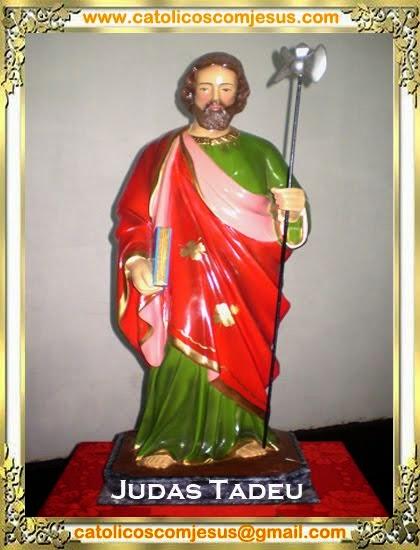São Judas Tadeu – Apóstolo e Mártir