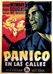 Pánico en las calles (1950) Descargar y ver Online Gratis