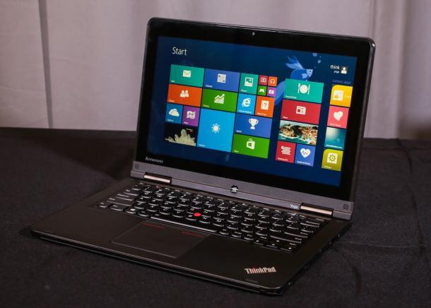 Spesifikasi dan Harga Laptop Lenovo ThinkPad Yoga 14