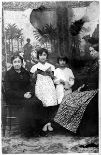 Foto escolar de Candelario Salamanca del verano de 1932