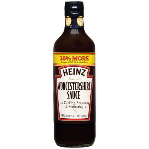 My Sweet Tooth: Low Sodium WorcesterShire Sauce