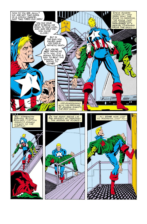 Captain America (1968) Issue #300 #228 - English 16
