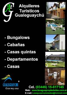 Alquileres Turísticos Gualeguaychú