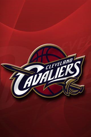 Cleveland Cavaliers Logo NBA Basketball Team IPhone Wallpaper