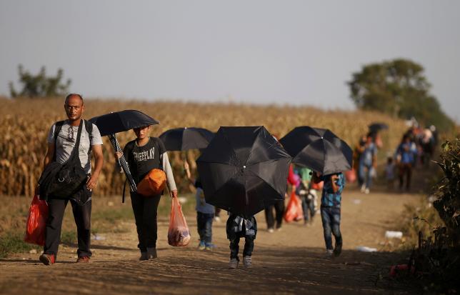 A Apple promete ajuda para ajudar a crise de migrantes da Europa