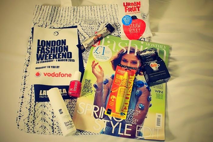 London fashion weekend, summerset house, rgu, fashion management