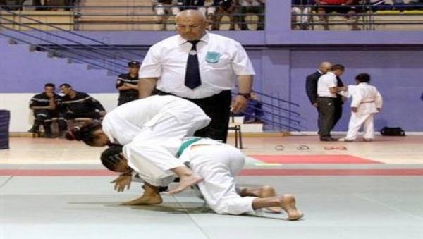 JA 2015 - Judo : Médaille d'or pour l'Algérienne Sabrina Saidi