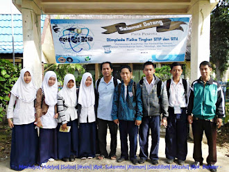 Olimpiade Fisika di SMAN 1 Barabai, Minggu, 12 Fevruari 2012