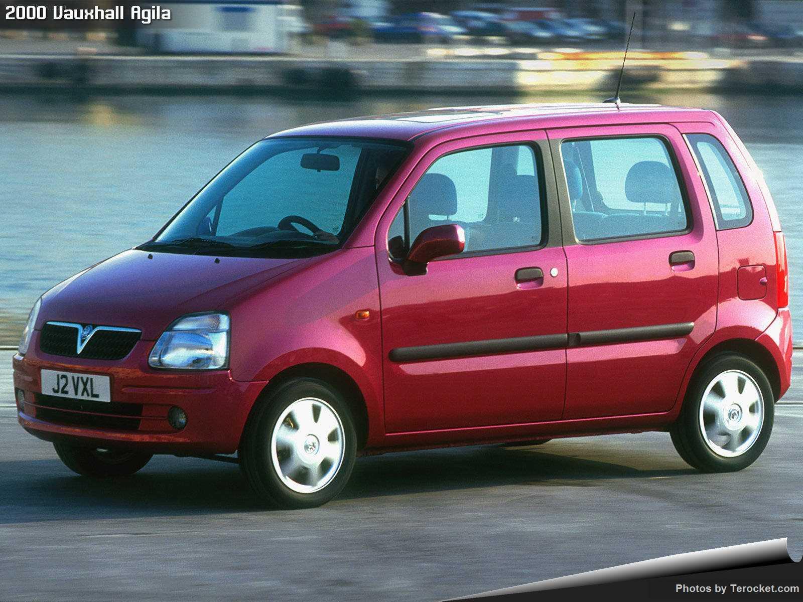 Hình ảnh xe ô tô Vauxhall Agila 2000 & nội ngoại thất